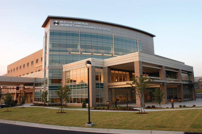 New Hanover Regional Medical Center's Betty H. Cameron Women's & Children's Hospital  nationally recognized as a best maternity care hospital by Newsweek.