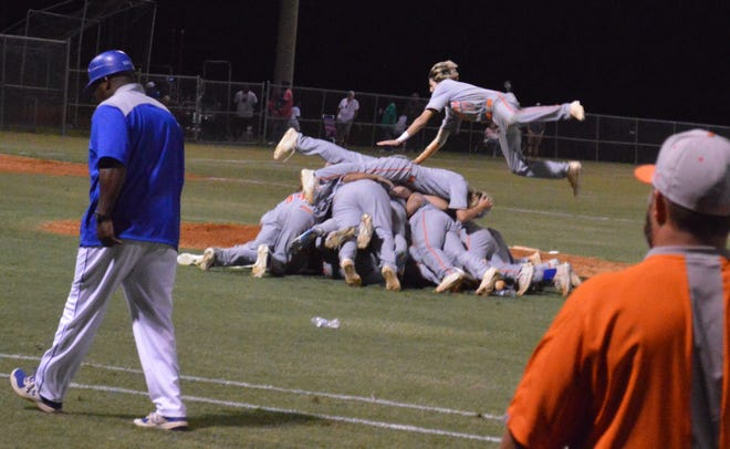 The Randleman Tigers will play for the NCHSAA 2-A state championship this weekend.