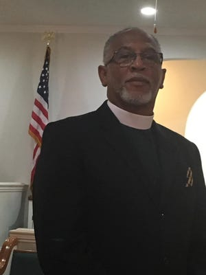 The Rev. Jimmy Melvin