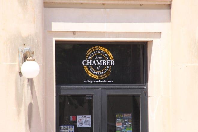 Wellington Area Chamber of Commerce/CVB on N. Washington Ave.