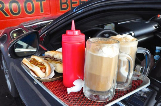 At Weber's Drive In Pennsauken, hot dogs, root beer, hamburgers and much more are among popular items.