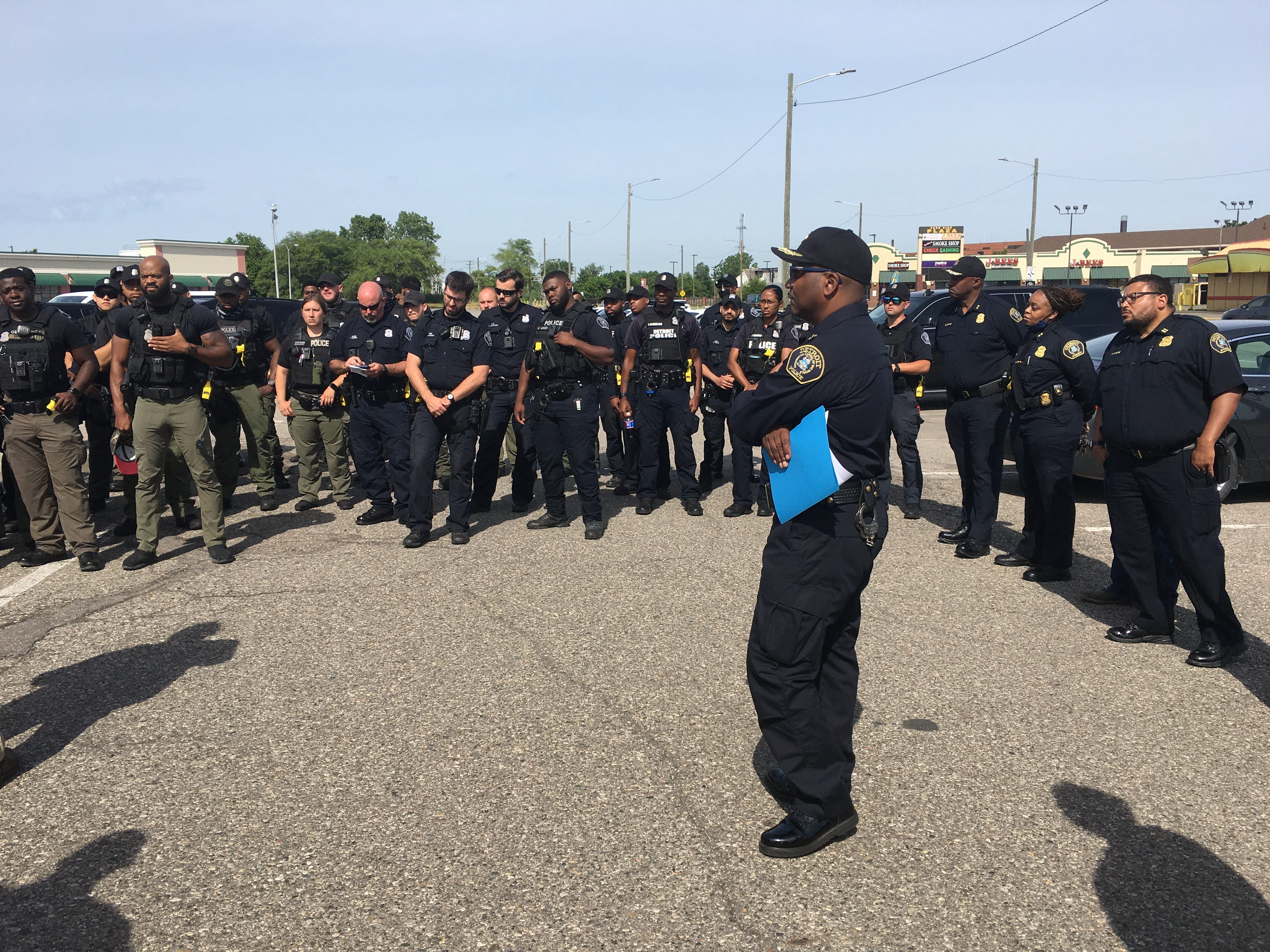 Detroit police launch 'Enough is Enough,' 2-day bid to restore order in neighborhoods