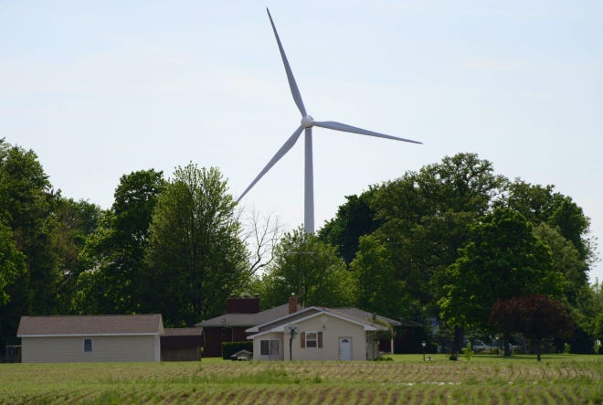 The Ohio Power Siting Board denied APEX Clean Energy's application Thursday to construct the proposed Republic Wind Farm in Seneca and Sandusky counties. The proposed wind farm would have included up to 50 wind turbines.
