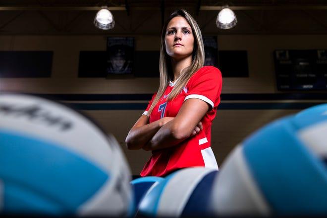 J.L. Mann volleyball standout Lauren McCutcheon is the Upstate Sports Awards' Heart & Desire Award winner.