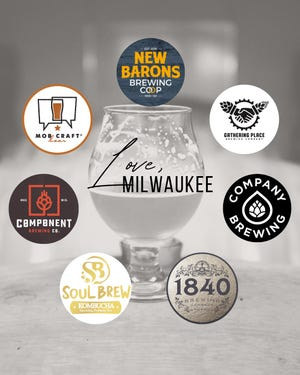 Love, Milwaukee is a group of community organizations and breweries that are uniting together to bring new beer flavors to Milwaukee