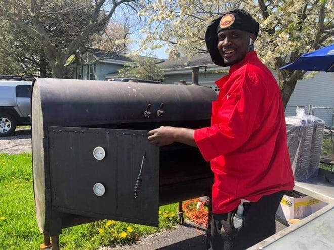 """Jervel """"Mr. Barbeque"""" Williams operates the Mister Bar-B-Que food truck. Williams is planning to open a brick-and-mortar location in St. Francis and move his food truck to Cudahy with plans to expand into South Milwaukee in 2022."""