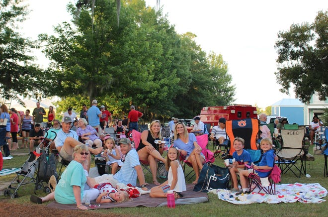 Pike Road's Fourth of July celebration will be held from 6:30 p.m. to 8:30 p.m. on July 1 at Cottonwood Golf Club and Rolling Hills Park.