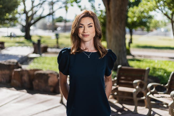 Becki Graham, a senior program manager for New Mexico State University's Arrowhead Center, is seeking the District 3 seat on the Las Cruces City Council.