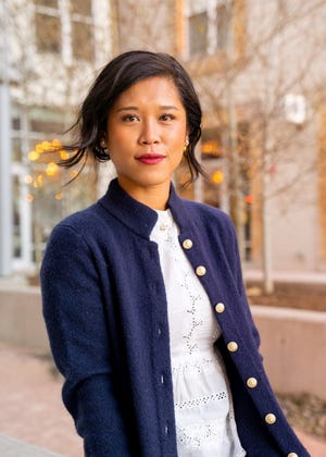 Ngoc Thach is a business owner based in Sioux Falls, SD. Born in Vietnam, she moved to the United States in 1991 and was raised in South Dakota. She now runs MixMaker, a marketing collective in downtown Sioux Falls.