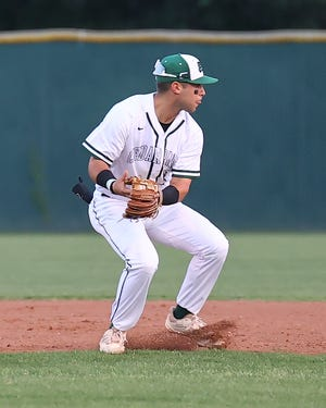 Cedar Park shortstop Ryder Hernandez, the American-Statesman's Central Texas Athlete of the Year, will continue his baseball career at Texas State. He also was an all-state quarterback for the Timberwolves.