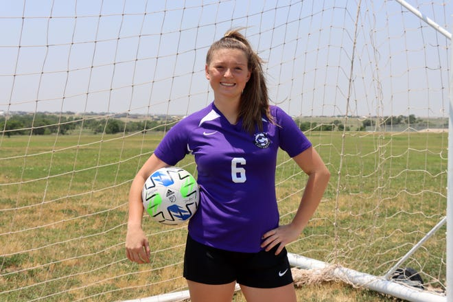 Gracie Van Winkle of Canyon High was named the AGN Girls Soccer Newcomer of the Year.