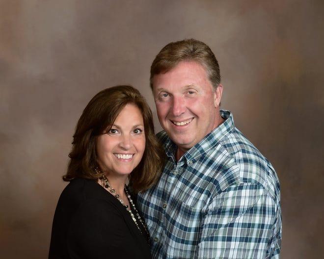 Jeff and Jill Grewe