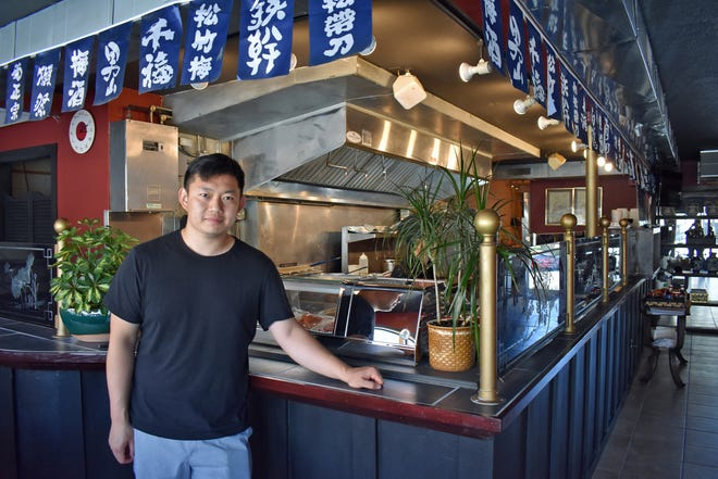 Guan Wang is the owner of the recently opened Ichiban Japanese Restaurant, located at 117 Welch Ave.