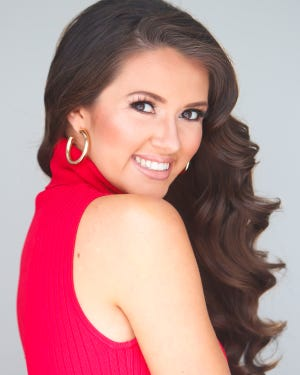 Karson Pennington was crowned Miss Georgia and will compete for the title of Miss America in Connecticut.