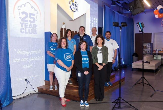 Four generations of Ingram family have worked at White Castle since its founding in 1921.