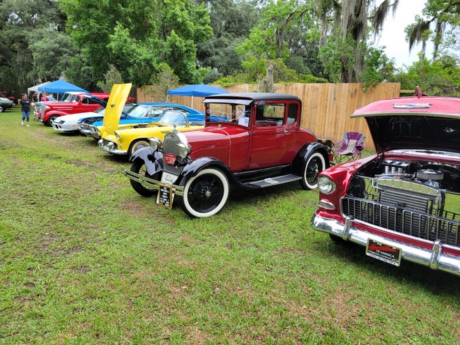 The recent Hillcrest Baptist Church Car Show.