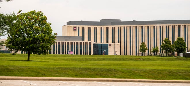 The new IU Health Bloomington hospital is set to open Dec. 5 on the Indiana University Regional Academic Health Center campus.