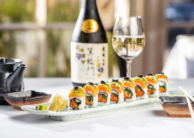 Starting Sunday (June 27), sushi rolls at LoLa 41 are a BOGO every Sunday from 5 p.m. to 10 p.m. Photo by Ovi Mustea courtesy LoLa 41.