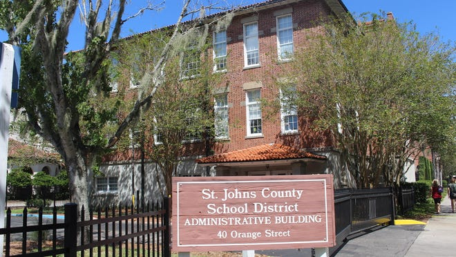 St. Johns County third graders rank No. 1 in the state in reading scores.