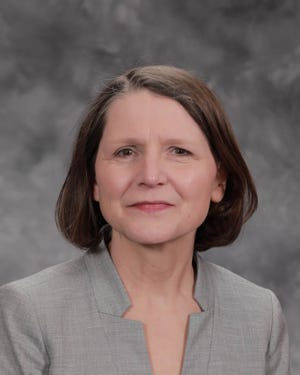 High and  middle school principal Karla Beck will continue her career in the Redwood Area School District.