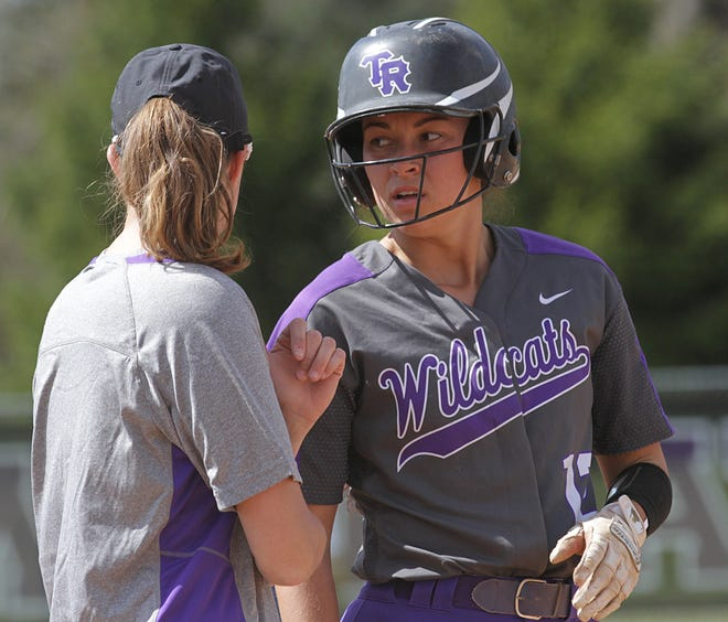 Kali Heivilin of Three Rivers was a First Team All-State selection.
