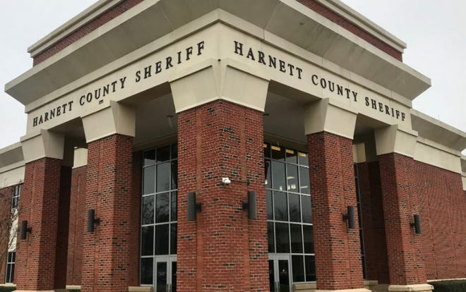 An inmate died in the Harnett County jail this week.