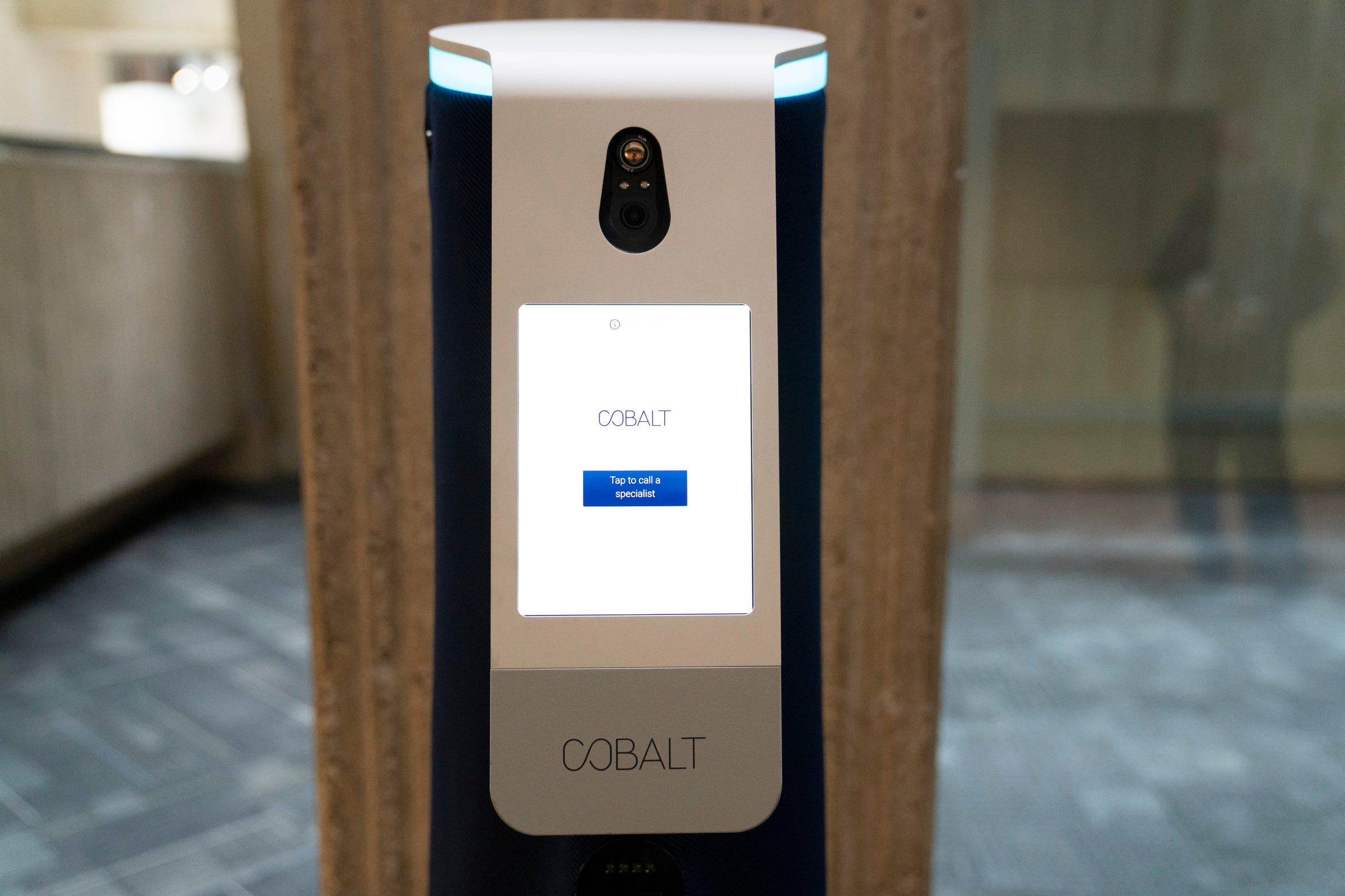 GM introducing robots in facilities to improve employee experiences