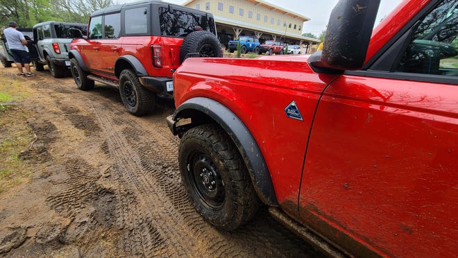 Free to Bronco and Bronco Sport owners, the Bronco Off-Roadeo experience enables drivers to get closer to nature - and the capabilities of their vehicles.