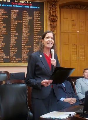 Rep. Tracy Richardson (R-Marysville)