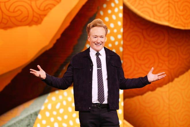 Conan O'Brien said farewell to his late-night talk show on TBS June 24, 2021.