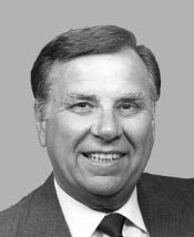 """Former U.S. Rep. Herbert Leon """"Sonny"""" Callahan was elected as a Republican to the Ninety-ninth and to the eight succeeding Congresses from 1985-2003. He died June 24, 2021."""