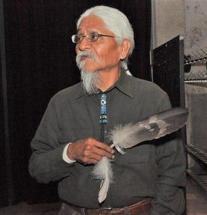 Rex Tilousi, former chairman of the Havasupai Tribe, died June 19.