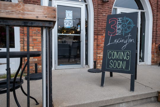 The owners of 3 North Vines winery and a business partner are opening 3 North Lexington in the former Lexington Brewing Company and Wine House in downtown Lexington.