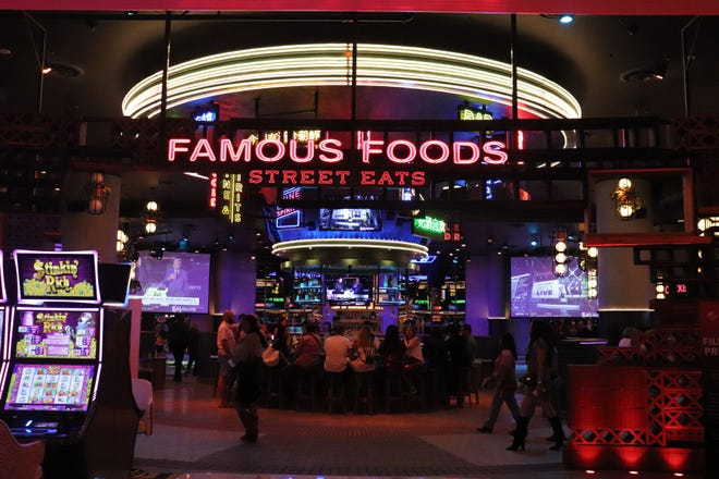 Famous Foods Street Eats willoffer guests a wide selection of authenticcuisines from Singapore, Malaysia, Thailand and beyond.
