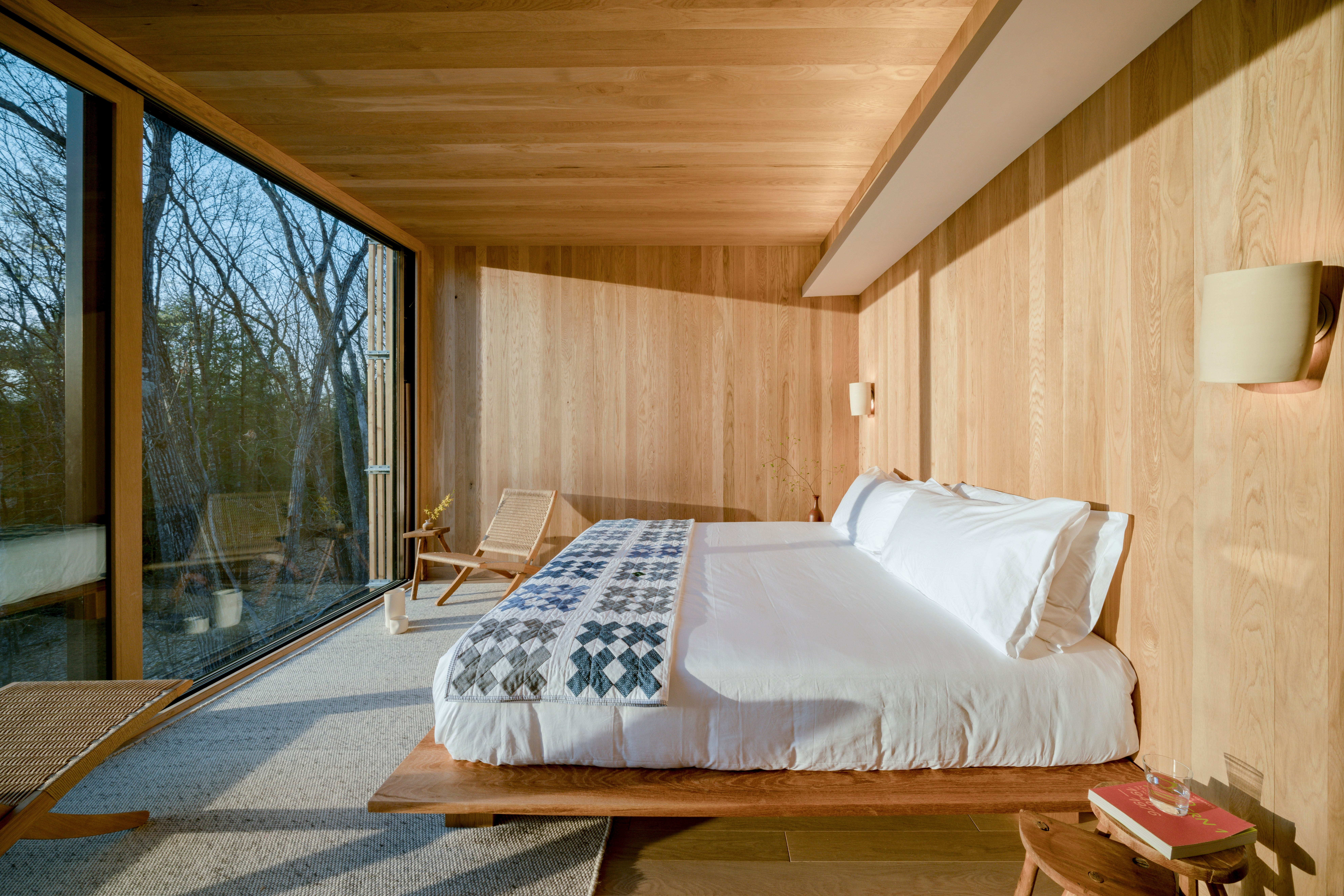 That cabin in the woods has just gone upscale: Southeast New York retreats to check out