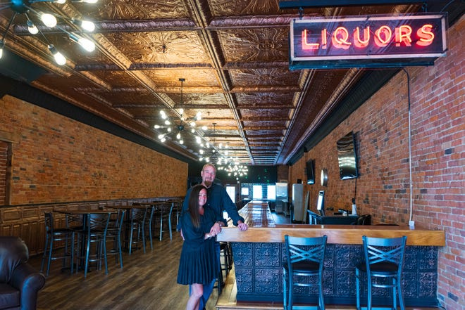 Brian and Mary Diamond invite groups to rent the space they've created at 630 Main, formerly known as the Imperial Bar, to host meetings and gatherings.