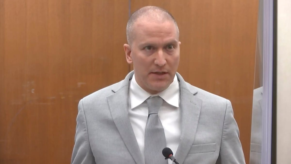 May Derek Chauvin's lack of remorse as he heads to prison be his final insult to George Floyd