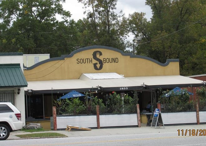 Southbound Smokehouse, a Central Avenue restaurant, is accused of serving alcohol to minors and operating a dance club without a license. The Richmond County Sheriff's Office has asked either to suspend or place on probation Southbound's license to serve alcohol.