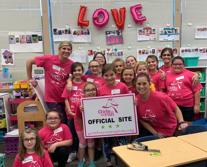 Girls on the Run is a 10-week physical-activity-based youth-development program for girls in third through eighth grade. It serves girls inTerrebonne, Lafourche, St. Mary and St. Charles parishes.