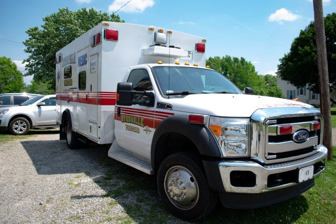 Three people suffered serious injuries Friday in a construction accident at a Norwood, apartment complex last Friday, July 16.