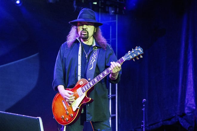 Lynyrd Skynyrd still will be performing at the Concert for Legends in Canton on Aug. 9 despite Gary Rossington, one of the band's original members, having undergone emergency heart surgery recently.
