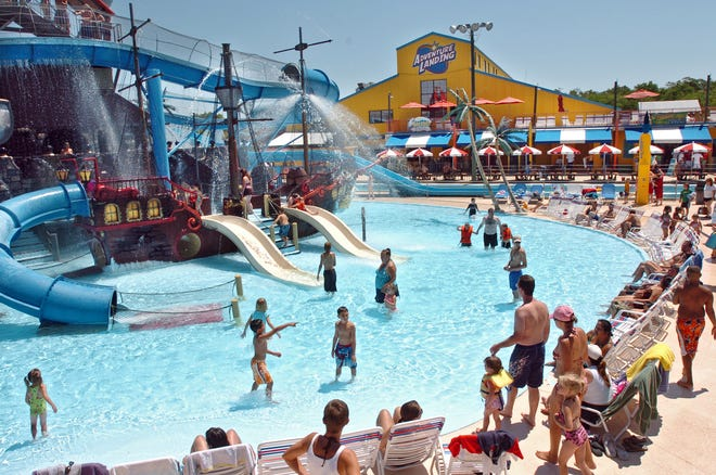 Adventure Landing in Jacksonville Beach with its water park, go-kart track, arcade and other amusements will close by Oct. 31 to make way for a planned 427-unit apartment community. The park has been a Beaches landmark since its opening in 1995.