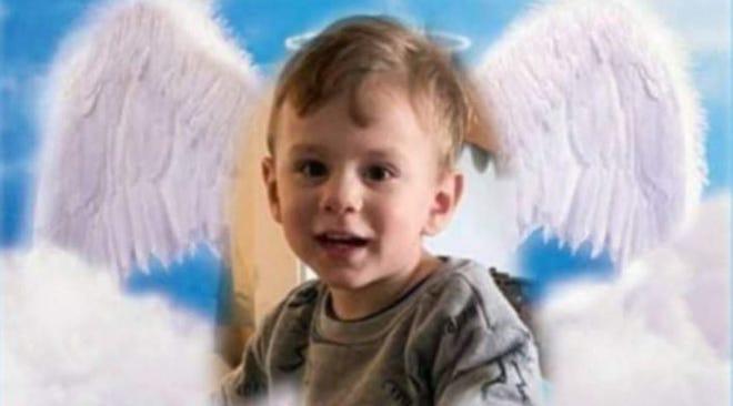 An image of 2-year-old Mason Andrew Ramirez was shared on a GoFundMe fundraiser Saturday.