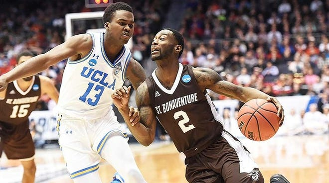 Worcester's Matt Mobley played a huge role in a St. Bonaventure drive to the NCAA Tournament.