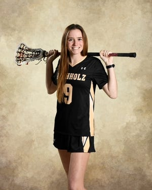Sun Area Girls Lacrosse Player of the Year Ellie Griffin.
