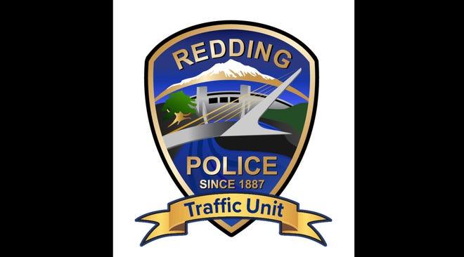 Redding Police Traffic Unit logo