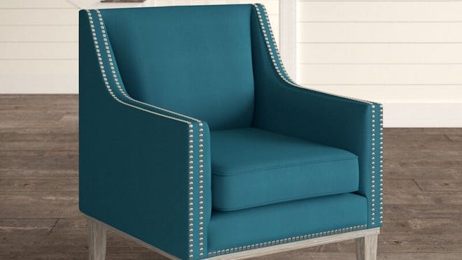 Add pop colors to your living space.