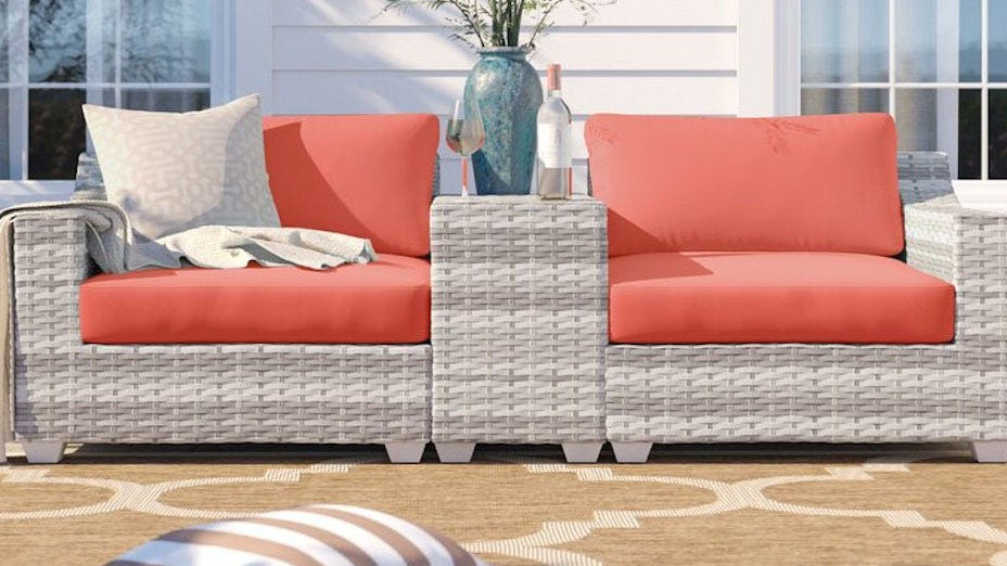 Patio furniture, office furniture and more is on mega-clearance at the Wayfair 4th of July sale