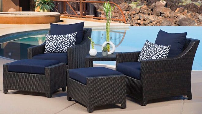 4th Of July Patio Furniture And, Resin Wicker Furniture Clearance