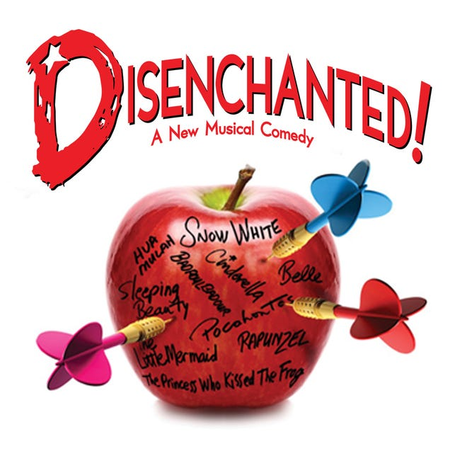 """The Croswell Opera House will produce """"Disenchanted!"""" July 9-18."""